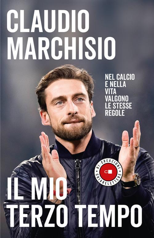 Copertina Il mio terzo tempo di Claudio Marchisio